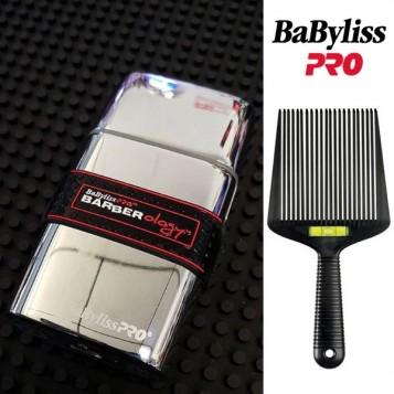 Babyliss Pro FOILFX02 Shaver + ΔΩΡΟ Clipper Grip και Flat Top