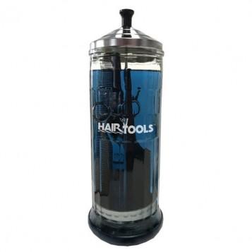 Δοχείο αποστείρωσης γυάλινο Hair Tools (61720)