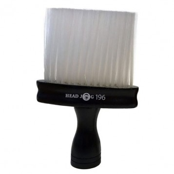 Head Jog 196 Neck Brush Black (61707)