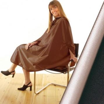 Μπέρτα Hair Tools Silver Satin (60306)