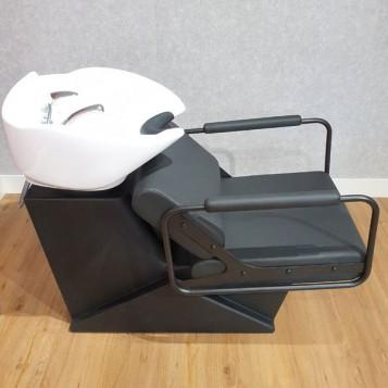 Λουτήρας Round Wash Black