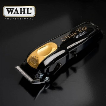 Wahl Cordless Magic Clip Black Gold