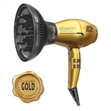 Parlux Alyon GOLD με Φυσούνα Magic Sense - 2250 Watt
